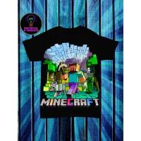 """ФУТБОЛКА ПОДРОСТКОВАЯ """"Minecraft"""""""