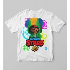 """Футболка подростковая """"BRAWL STARS 03"""""""