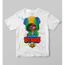 """Футболка подростковая """"BRAWL STARS 04"""""""