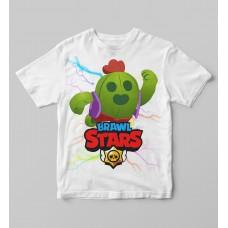 """Футболка подростковая """"BRAWL STARS 05"""""""