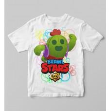 """Футболка подростковая """"BRAWL STARS 06"""""""