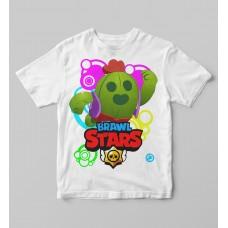 """Футболка подростковая """"BRAWL STARS 07"""""""
