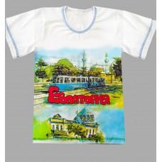 """Футболка детская """"Евпатория трамвай"""""""