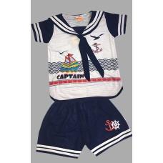 """Детский костюм """"CAPTAIN корабль"""""""