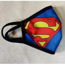 """Маска защитная из хлопка """"Superman"""""""